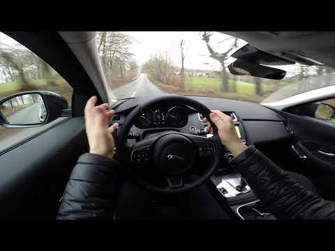 Jaguar E-Pace First World Test