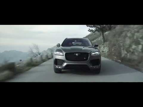 Jaguar F-PACE Official Video (2018)...