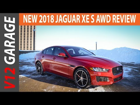 NEW 2018 Jaguar XE S AWD Review Specs and Release