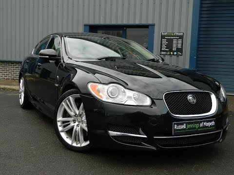 Review of Jaguar XFS @ Russell Jennings
