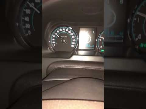 Speed test Jaguar xf