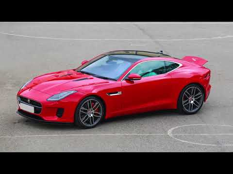 Test Drive - Jaguar F Type - December 2017