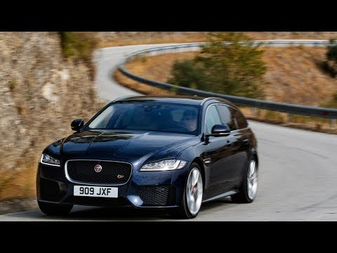 TRANSCENDENT! 2018 JAGUAR XF REVIEW