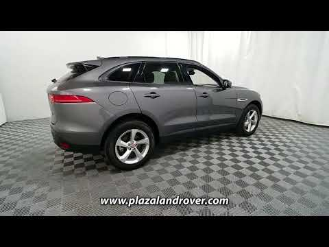 USED 2017 JAGUAR F-PACE 35T PREMIUM AWD at Plaza Land Rover Used #HA885099