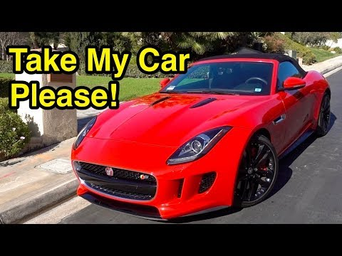 Who Wants My Jaguar F Type V8S?