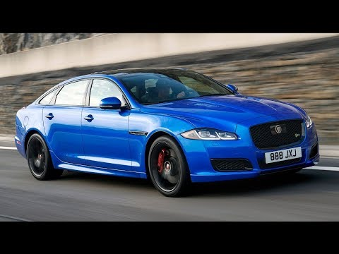 [WOW!!!] 2018 First Drive Jaguar XJR575 Review | $122,400