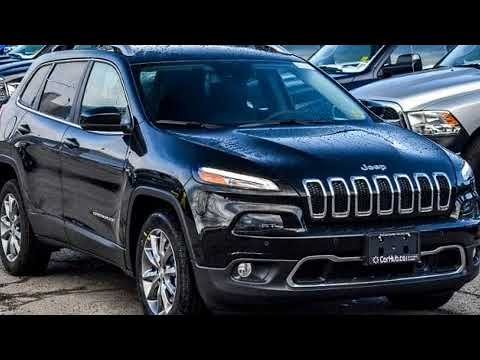 2018 Jeep Cherokee in Thornhill, ON L4J 1V8