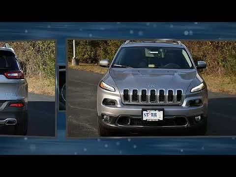 2018 Jeep Cherokee Limited 4x4 in Suffolk, VA 23434