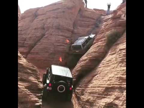 4X4 Jeep on Hills Its incredible