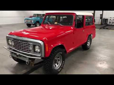 FRAME OFF RESTORED 1972 JEEP COMMANDO 4X4!!