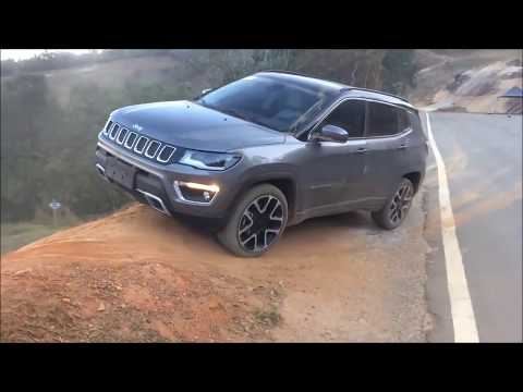 Jeep Compass 44|Exclusive Offroad Review| India OCT 2017