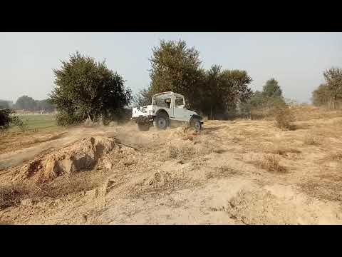 Jeep Offroading 4x4