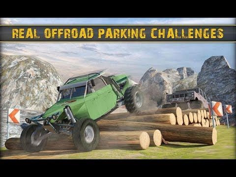 Off-Road Jeep Parking Simulator: 4x4 SUV Driving Android Gameplay