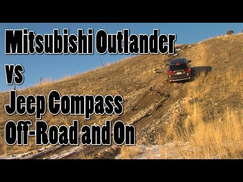 Outlander vs Compass- Which is faster?