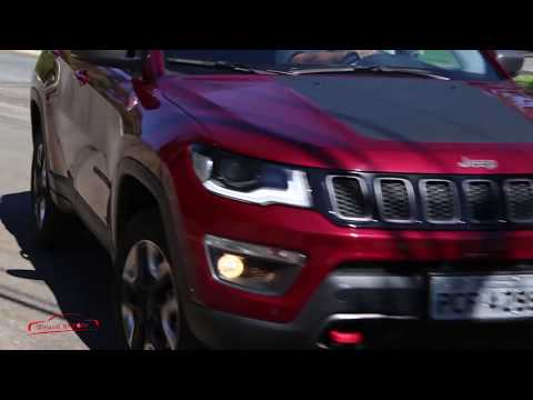TESTE DRIVE Jeep Compass Trailhawk 2.0 Diesel AT9 4?4