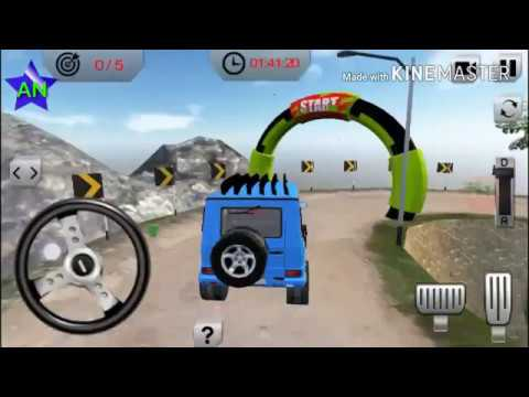 Top driving game for android drive jeep in real