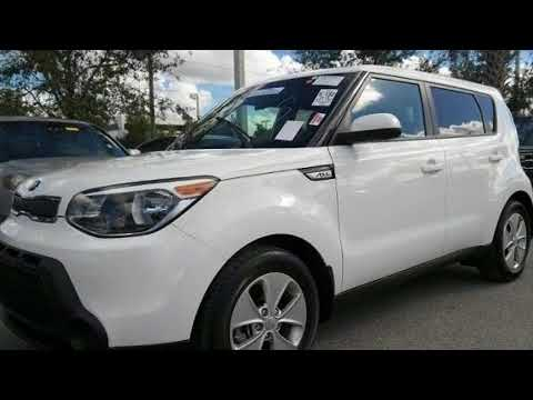 2015 Kia Soul Base in Orlando, FL 32817