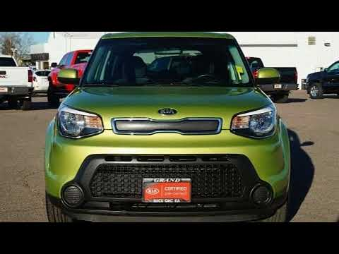 2016 Kia Soul Base FWD in Thornton, CO 80234