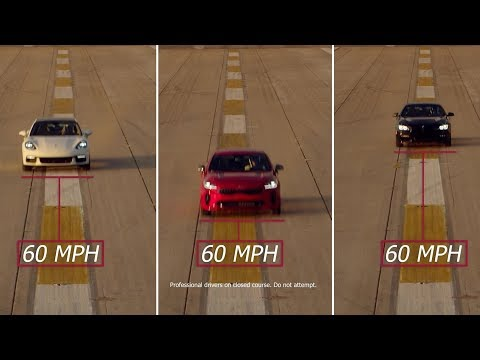 2018 Kia Stinger GT vs BMW 6 Series vs Porsche Panamera - Test Drive