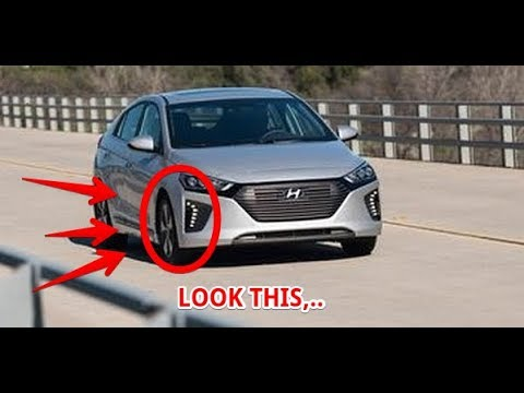 BEAUTIFUL hyundai ioniq plug in hybrid mpg