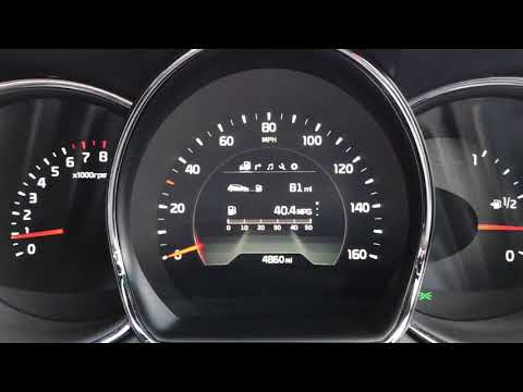 Fuel Economy Test...Kia Cee'd 1.0 Turbo Manual