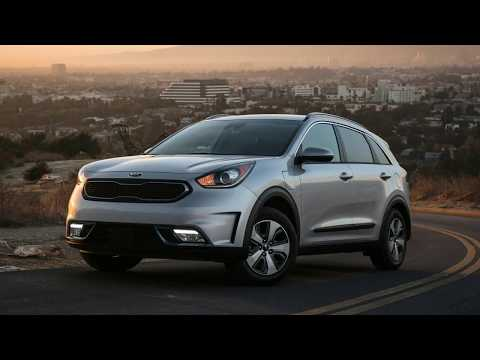 New Cars : 2018 Kia Niro PHEV First Drive Review   Embracing the new normal