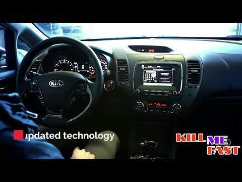 New Kia Forte Quick Review
