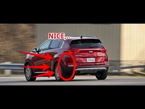 REALLY kia sportage 2018