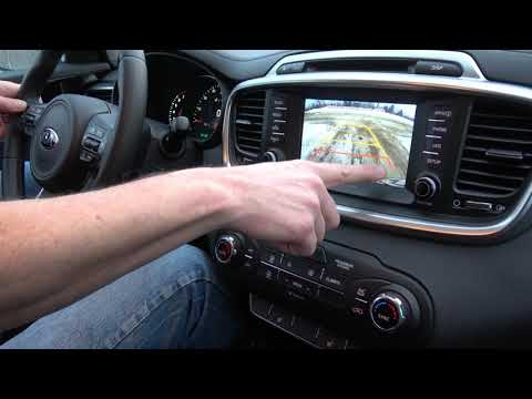 Tech Tips: Disabling Backup Camera Beep 2018 Kia Sorento AWD