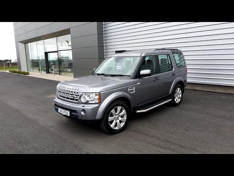 131D17032 - 2013 Land Rover Discovery 3.0 TDV6 HSE 7 Seater 41,995