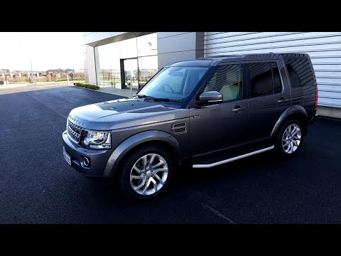 151MH2962 - 2015 Land Rover Discovery 3.0TDV6 5 SEAT XE 48,995