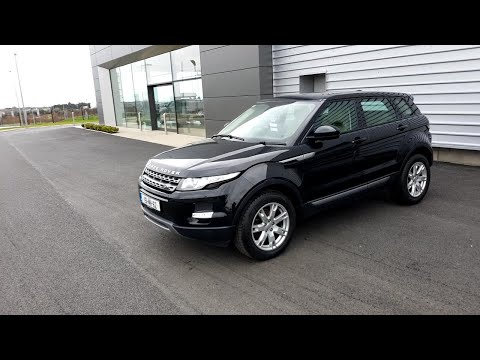 151MH62 - 2015 Land Rover Range Rover Evoque ED4 PURE TECH 36,995