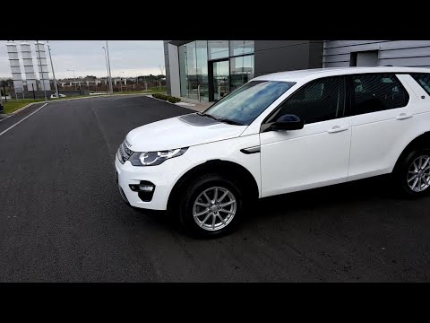 162D597 - 2016 Land Rover Discovery Sport TD4 S 4WD 34,995