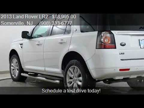 2013 Land Rover LR2 HSE AWD 4dr SUV for sale in Somerville,