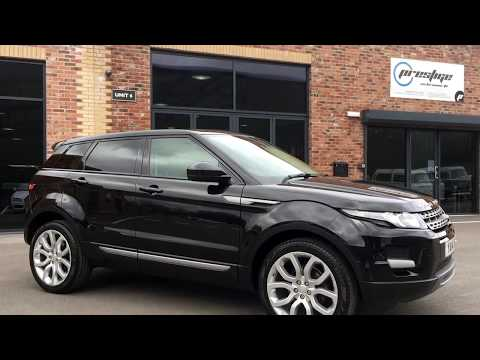 2014 14 Reg - Land Rover Range Rover Evoque 2.2 SD4 Pure Tech AWD 5dr