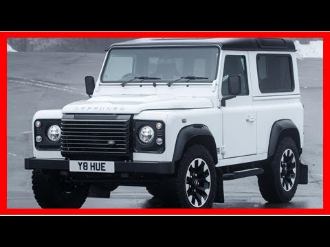 Land Rover Defender Works V8 review: 400bhp Landie tested
