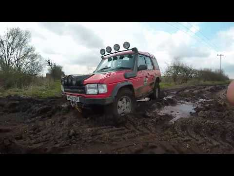 Land Rover Discovery Green laning - Essex & Cambridgeshire