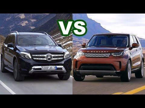 Land Rover Discovery vs Mercedes GLS