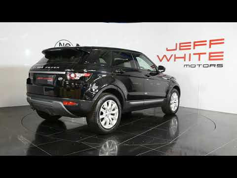 Land Rover Range Rover Evoque 2.2 ED4 Pure Tech 2WD 5dr