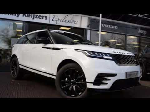 Land Rover Range Rover Velar 2.0 I4 Turbo AWD R-Dynamic Panoramadak Line assist Head up Direct lever