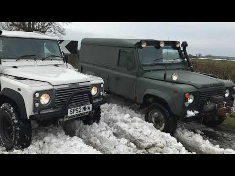 Land Rover Wellingborough