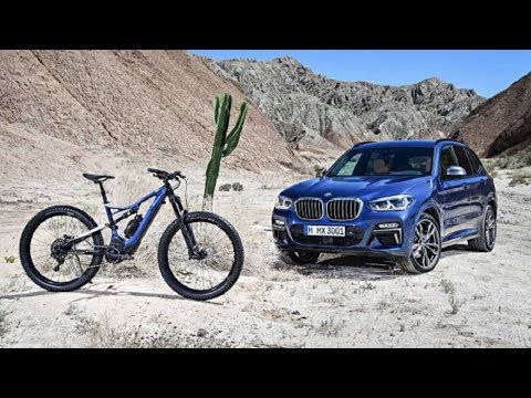 New BMW X3 | A Virtual Test Drive | On a mission to Mars