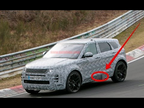 NEWS!!! 2019 Land Rover Range Rover Evoque First Drive