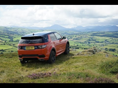 Old School Land Rover Owner Lives With Discovery Sport HSE Luxury 17MY Review Vlog Experience 4K