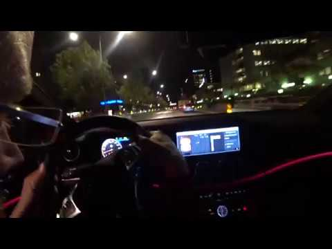 POV Drive Pilot Mercedes E63S 4-Matic+ 'semi-autonomous driving' WORKS? Yes, GOOD in a 600+ HP car!