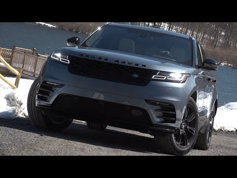 Range Rover Velar 2018 | Full Review | with Steve Hammes