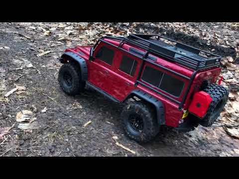 Traxxas TRX-4 Woodland Crawl
