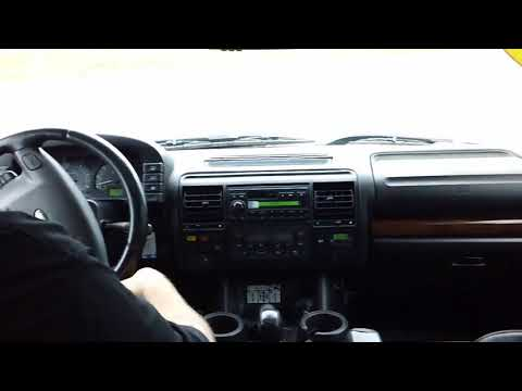 Virtual Test Drive of Land Rover Discovery 2003