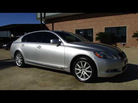 2006 LEXUS GS300 AWD CALL 281-501-8298