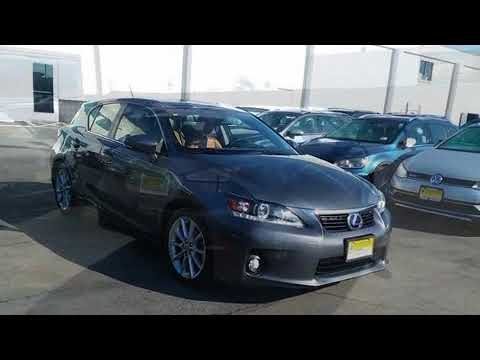 2012 Lexus CT 200h Base (ECVT) in Long Beach, CA 90807